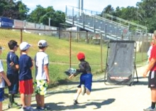 Falmouth Commodores Summer Baseball Clinics