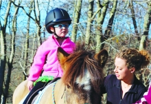 Emerald Hollow Therapeutic Riding Center